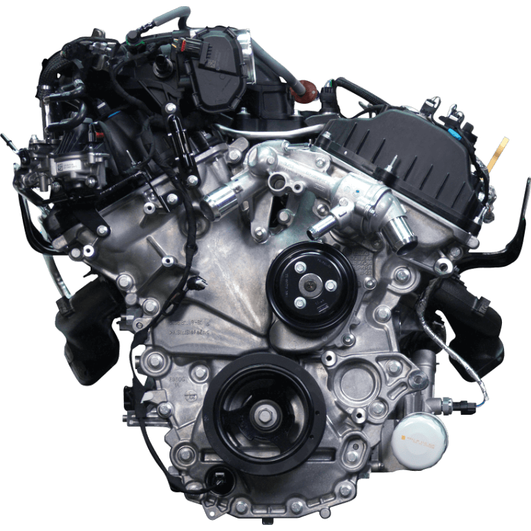 3.3L Ti-VCT V6 Engine