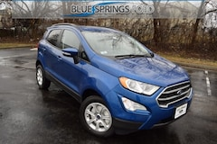 New 2019 Ford EcoSport SE SUV in Blue Springs, MO