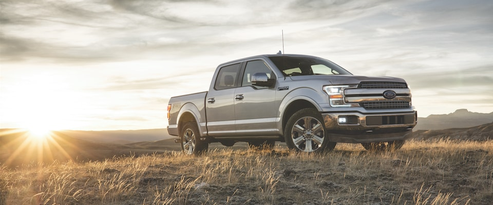 2018 Ford F-150 Trim Options in Blue Springs, MO