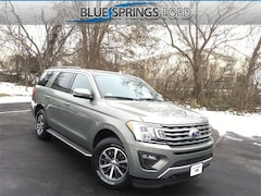 New 2019 Ford Expedition XLT SUV in Blue Springs, MO