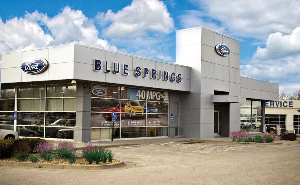 New & Used Ford Dealer Blue Springs MO