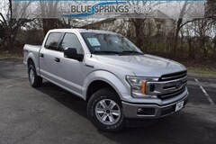 New 2018 Ford F-150 XLT Truck in Blue Springs, MO