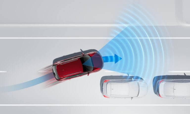 2019 Ford Edge Lane & pre-collision Sensing