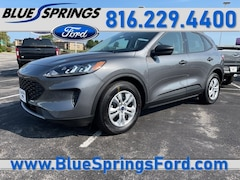 New 2021 Ford Escape S SUV in Blue Springs MO