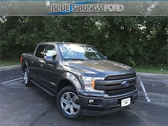 New 2018 Ford F-150 Lariat Truck in Blue Springs, MO