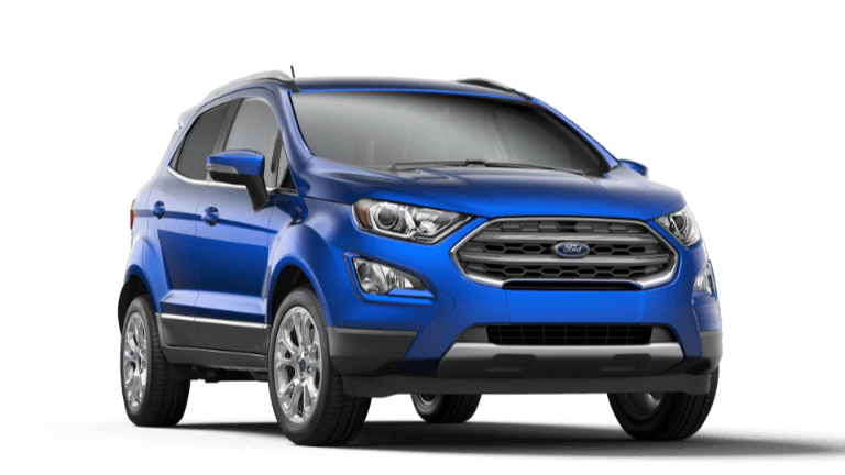 2020 Ford EcoSport Titanium - Light Night Blue