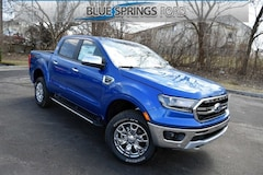 New 2019 Ford Ranger Lariat Truck in Blue Springs, MO