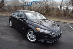 Used 2018 Ford Fusion Hybrid SE Sedan in Blue Springs, MO