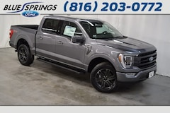 New 2021 Ford F-150 Lariat Truck in Blue Springs MO