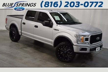Featured Used 2018 Ford F-150 XL Truck in Blue Springs MO