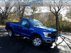 New 2019 Ford F-150 XL Truck in Blue Springs, MO