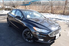 New 2019 Ford Fusion SE Sedan in Blue Springs, MO