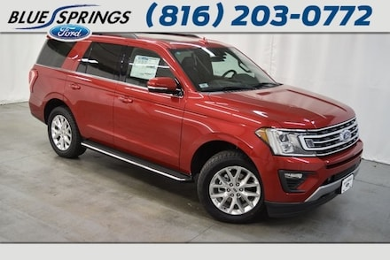 New 2021 Ford Expedition XLT SUV in Blue Springs MO
