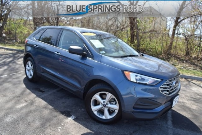 New 2019 Ford Edge SE SUV in Blue Springs, MO