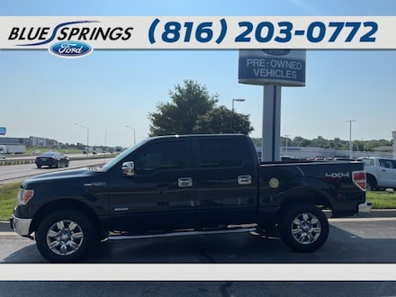 Featured Used 2011 Ford F-150 XLT Truck in Blue Springs MO