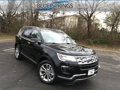 New 2018 Ford Explorer Limited SUV in Blue Springs, MO