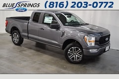 New 2021 Ford F-150 XL Truck in Blue Springs MO