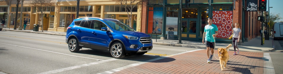 New Ford Escape SUV Blue Springs MO