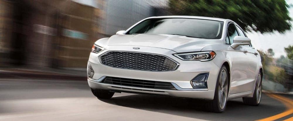 2019 White Ford Fusion in Blue Springs, MO