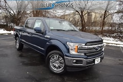 New 2019 Ford F-150 Lariat Truck in Blue Springs MO