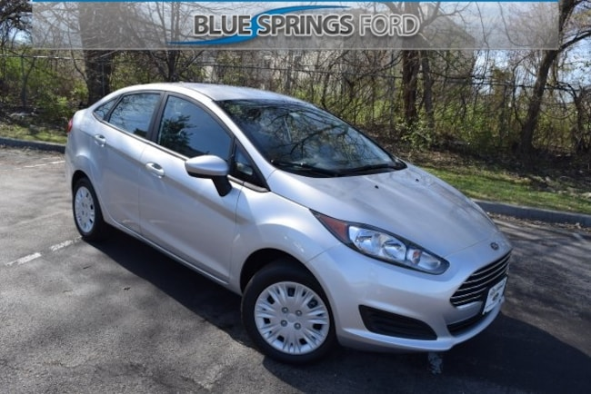 New 2019 Ford Fiesta S Sedan in Blue Springs, MO
