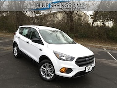 New 2019 Ford Escape S SUV in Blue Springs MO