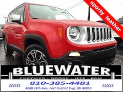 2015 Jeep Renegade Limited FWD SUV