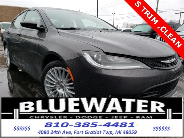 Pre Owned Vehicle Specials Near Port Huron Mi Blue Water Chrysler