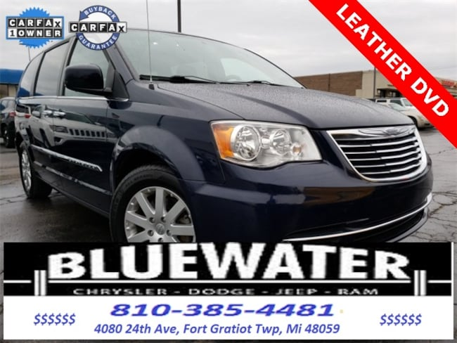Used 2016 Chrysler Town Country Touring For Sale Fort Gratiot Mi