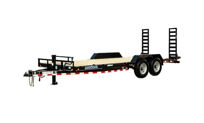 Used 2019 Load Trail Carhauler w/6\'\' Channel Frame 14,000 Lb! For ...