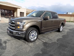 2016 Ford F-150 4WD Supercrew 145 Lariat truck