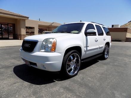 2007 GMC Yukon 4WD 4dr 1500 SLT suv