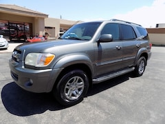 2007 Toyota Sequoia 4WD 4dr SR5 suv