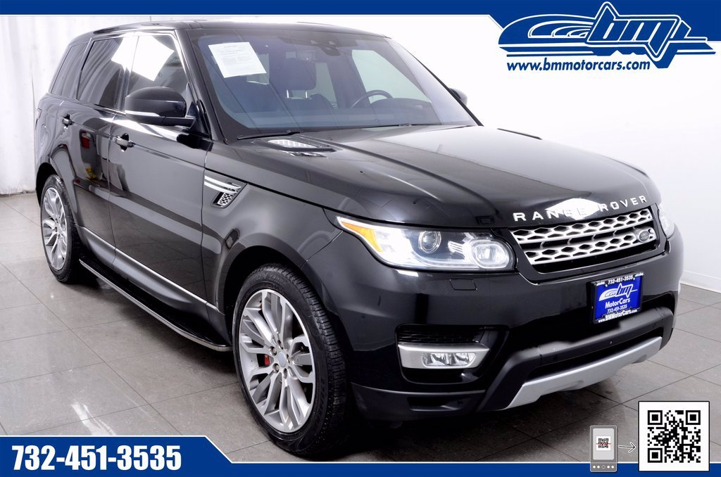 Used Land Rover Range Rover Sport Rahway Nj