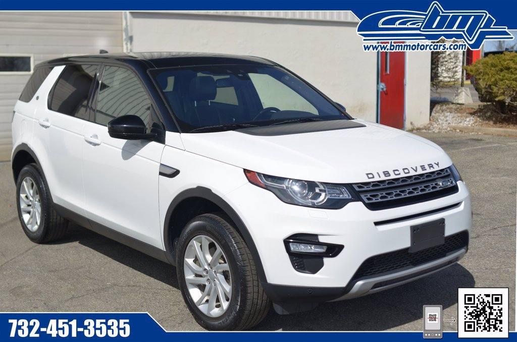 Used Land Rover Discovery Sport Rahway Nj
