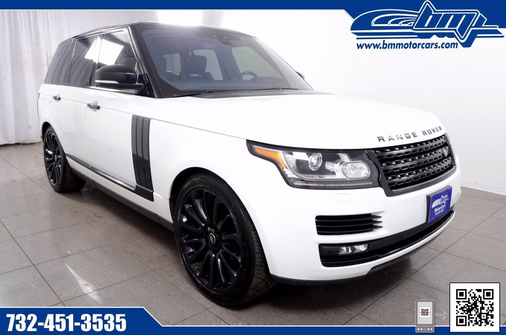 Used Land Rover Range Rover Rahway Nj