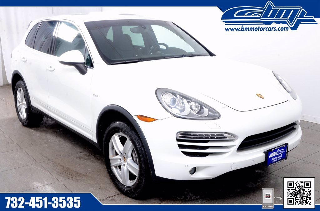 Used Porsche Cayenne Rahway Nj