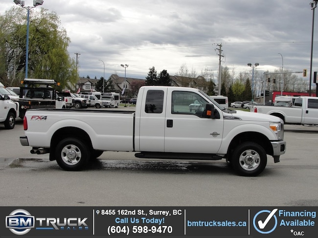 2012 Ford F-250 XLT Extended Cab