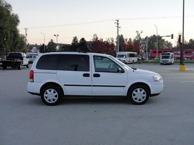 2009 Chevrolet Uplander Minivan