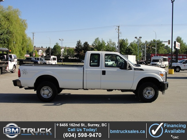 2014 Ford F-250 XL Extended Cab