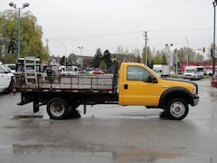 2006 Ford F-450 Chassis DUALLY FLAT DECK DIESEL Regular Cab