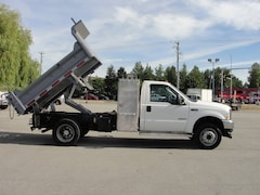2004 Ford F-450 Chassis DUALLY DUMP TRUCK DIESEL Regular Cab