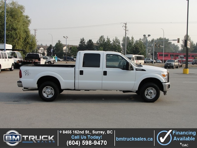 2011 Ford F-250 XL Crew Cab