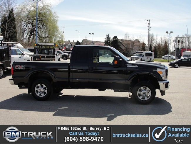 2015 Ford F-250 XLT Extended Cab