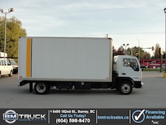 2007 Ford F-550 Chassis LCF 550 Cube