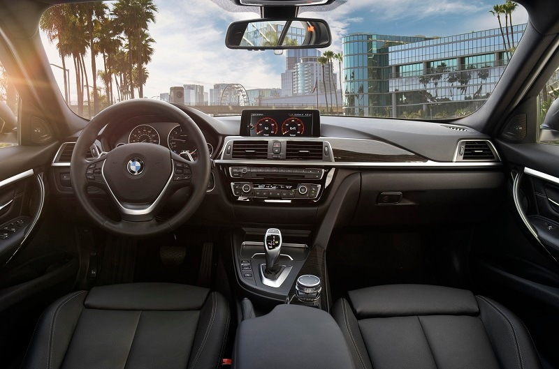 BMW Interior Entertainment U0026 Technology. The 3 Series ...