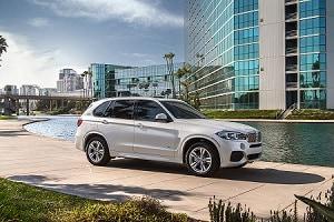 2018 BMW X5 eDrive Fuel Efficient Performance
