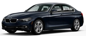 2017 BMW 330i Imperial Blue Metallic