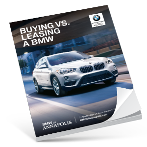 BMW Specials Free eBook to Buying vs. Leasing