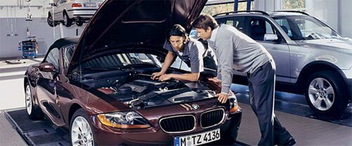 BMW Service in Annapolis